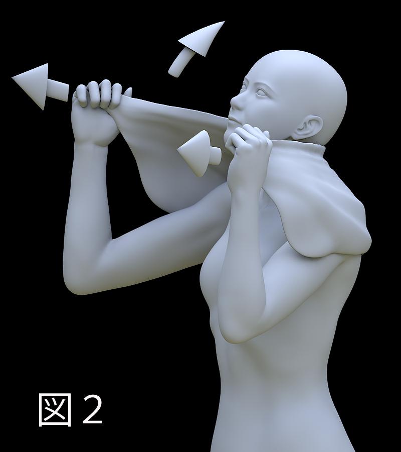 頚椎のモビリゼーション3